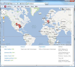 Google Maps API V3 geocoding with SharePoint 2010 – Aren ... on map of nursing, map of mobile, map of people, map of philosophy, map of streets, map of places, map of business, map of home, map of schools, map of activities, map of landmarks, map of employers, map of history, map of maps, map of events, map of ports, map of data, map of numbers, map of documents, map of with names,