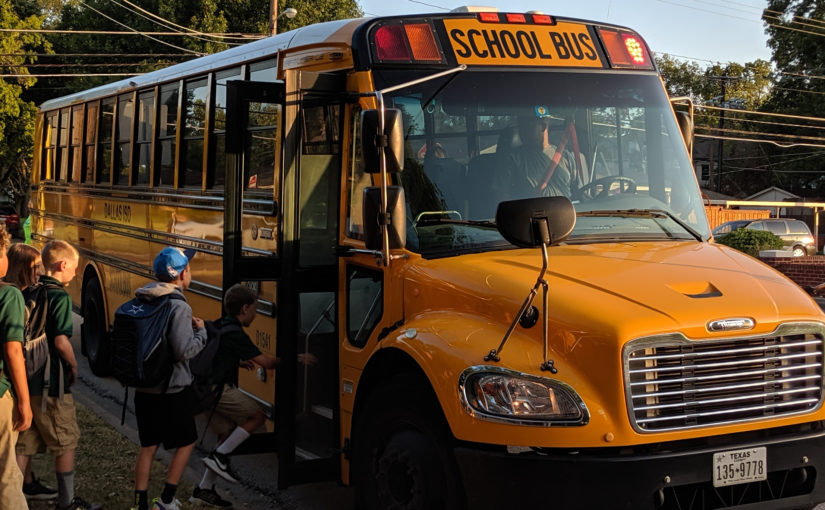 Dallas ISD to worsen bus service and fix no problems